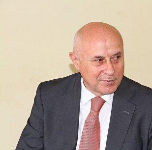 Михаил Джибути, доктор экономических наук, профессор
