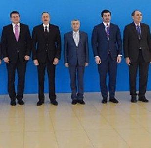 Заседание министров в рамках Консультативного совета Южного газового коридора в Баку