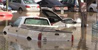Наводнение в Сан-Хосе