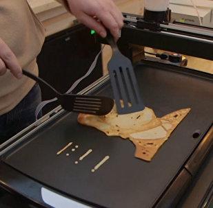 Блинный принтер в Москве