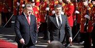 Премьер-министры Армении и Грузии провели встречу и брифинг в Тбилиси