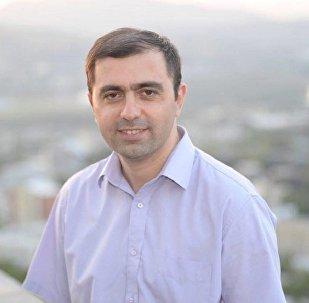 Лидер партии Свободная Грузия Каха Кукава