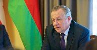 Посол Республики Беларусь в Грузии Михаил Мятликов