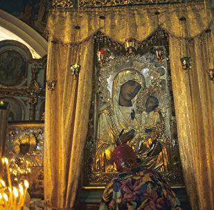 Иверская образ Божией Матери