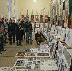 Работы учащихся Санкт-Петербургского государственного академического института живописи, скульптуры и архитектуры