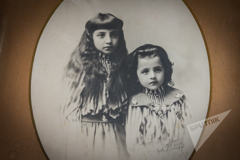 Дарья и Нина Габашвили