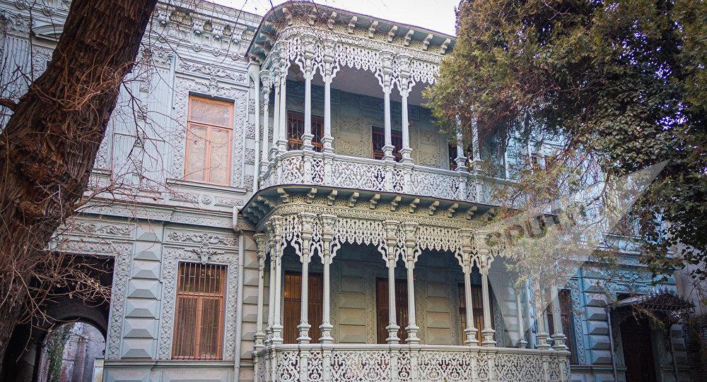 Дом Васила Габашвили