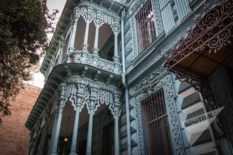 Дом князя Васила Габашвили