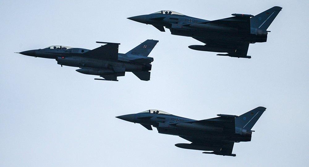 Eurofighter Typhoon-ის გამანადგურებელები