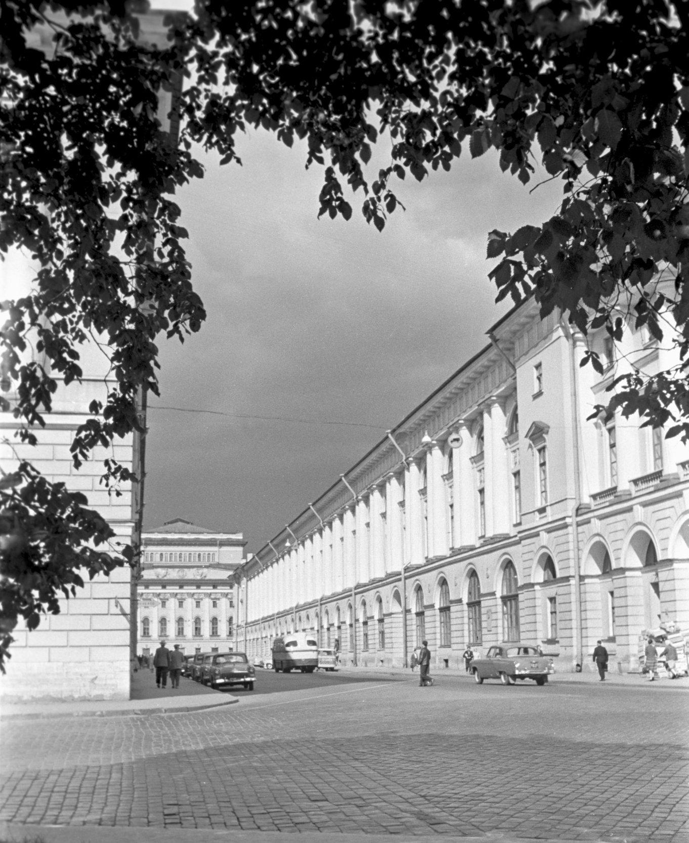 Ленинградское хореографическое училище