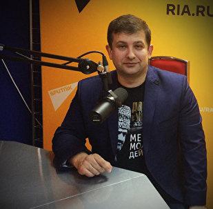 Политолог, профессор МГУ Андрей Манойло