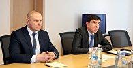 Посол Латвии в Грузии Янис Зламетс