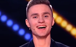 Фокусник Алексей Гигаури на шоу Минута славы