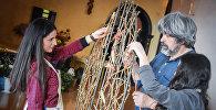 Как украсить свадебный зал: мастер-класс немецкого дизайнера
