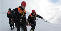 Спасательная операция у грузино-российской границы