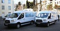 Адаптированные для детей с ОВЗ микроавтобусы