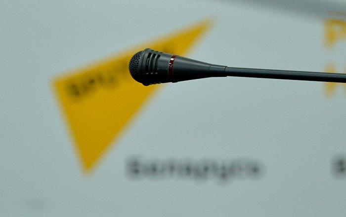 Sputnik-ის მიკროფონი