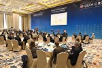 Международный саммит UEFA GROW в Тбилиси