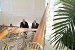 Президенты Грузии и Беларуси Георгий Маргвелашвили и Александр Лукашенко проводят встречи второй день подряд