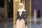 Показ коллекции одежды Айшат Кадыровой