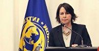 Глава миссии МВФ в Грузии Мерседес Вера Мартин