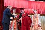 Президенту Грузии Георгию Маргвелашвили присвоили звание почетного профессора Белорусского университета