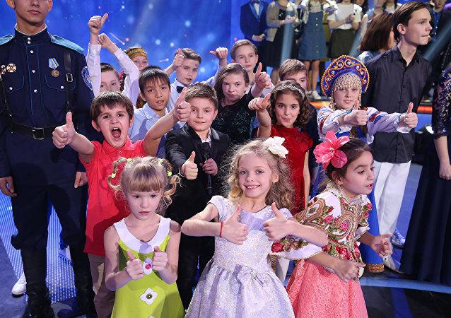 Детское вокальное шоу Ты супер!