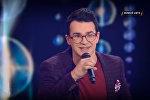 Лаша Созашвили выступает на конкурсе НТВ Ты супер!