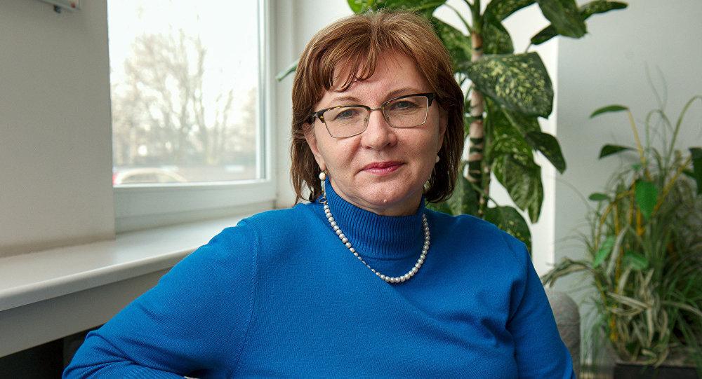 Доктор медицины Наталия Трофимова