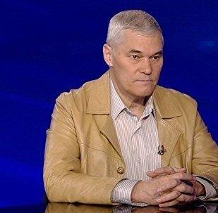 Военный эксперт Константин Сивков