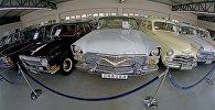 Экспонаты в тбилисском автомузее