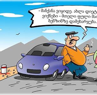 მანქანის ყიდვა ქართულად