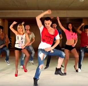 Грузинская версия Gangnam Style