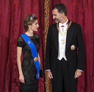 ესპანეთის მეფე