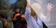 Женщины за стеклом: как феминистки отстаивали свои права в Тбилиси