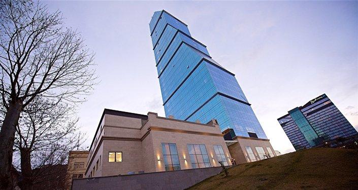 Отель Biltmore в центре грузинской столицы