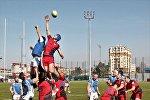 Открытие регбийной базы в Батуми