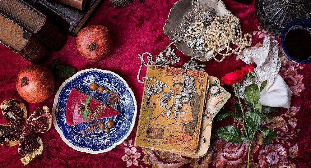 Грузинская традиционная кухня