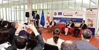 Каха Каладзе на открытии регионального офиса программы ЕС - EU4Energy