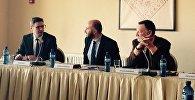 На конференции 25 лет конфронтации и сотрудничества: Грузия-Россия и другие модели отношений
