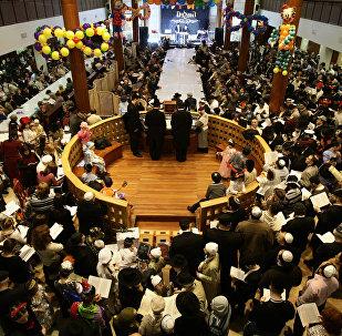 Торжества в синагоге