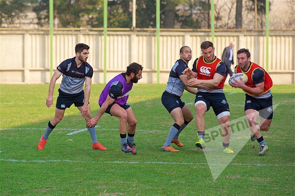 რაგბი: როგორ ემზადებიან ქართველი მორაგბეები რუსეთის ნაკრებთან შესახვედრად
