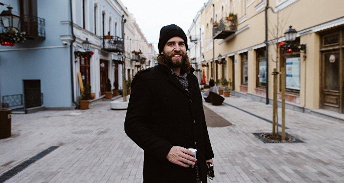 Шестимиллионный турист в Грузии Джеспер Блэк