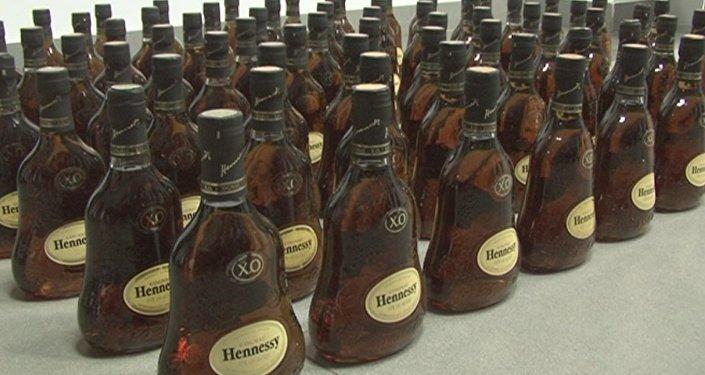 Коньяк Hennessy X.O