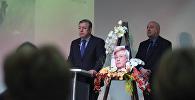 Вечер памяти американского бизнесмена и общественного деятеля Боба Уолша в Тбилиси