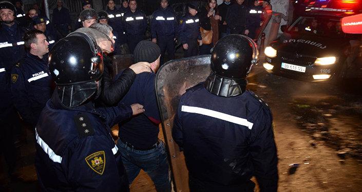 Премьер Грузии Георгий Квирикашвили направился вБатуми