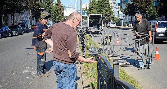Четверо задержанных при беспорядках вБатуми приговорены кштрафам