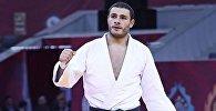 Дзюдо. Грузинский тяжеловес Гурам Тушишвили (+100 кг)