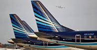 აზერბაიჯანული ავიხაზების (AZAL) თვითმფრინავები