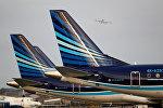Самолеты ЗАО Азербайджанские авиалинии (AZAL)